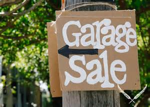 Garage Sales Image