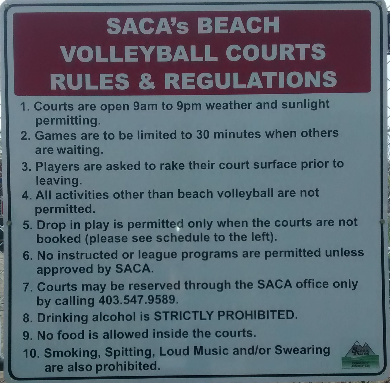 Beach Volleyball Rules and Regulations